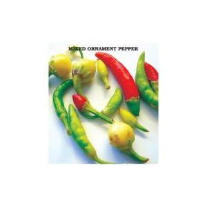 Arzuman Mixed Hot Pepper Seed(10 gram)