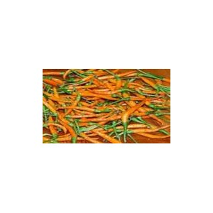 Natural Orange Thai Hot Pepper Seed(20 seed)